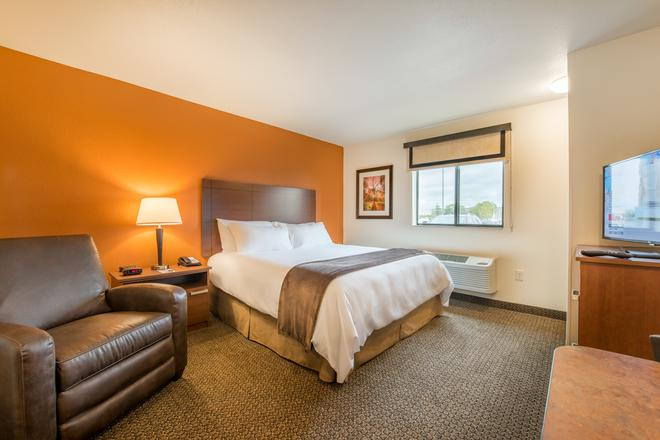 My Place Hotel-Council Bluffs/Omaha East, Ia - Council Bluffs - Makuuhuone
