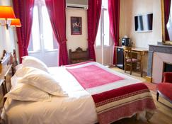 Hôtel Albert 1er - Τουλούζη - Κρεβατοκάμαρα