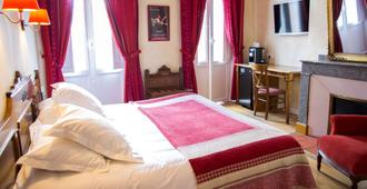 Hôtel Albert 1er - Тулуза - Спальня