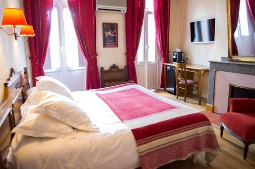 阿爾伯特一世酒店 - 土魯斯 - 圖盧茲 - 臥室