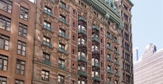 Wolcott Hotel - New York - Gebäude