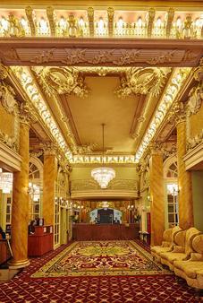 沃爾科特飯店 - 紐約 - 櫃檯