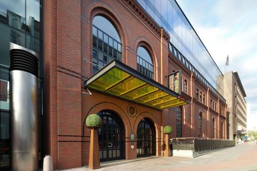 east Hamburg - Αμβούργο - Κτίριο