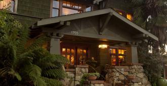 Blackbird Inn - Napa - Edificio