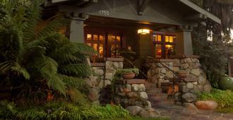 Blackbird Inn - Napa - Toà nhà