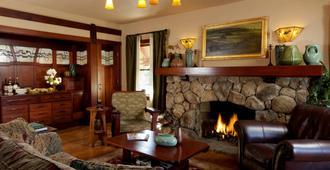Blackbird Inn - Napa - Lobby