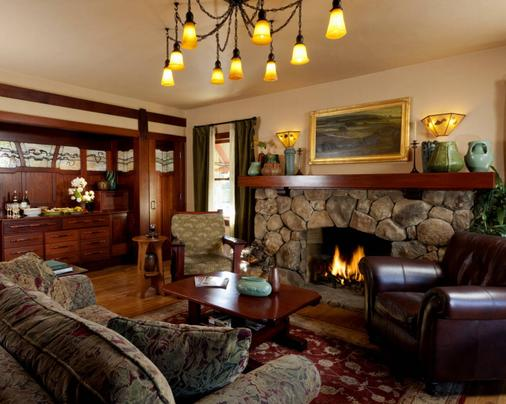Blackbird Inn - Napa - Aula
