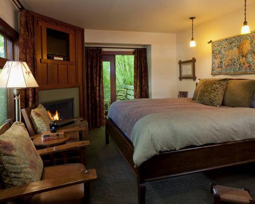 Blackbird Inn - Napa - Κρεβατοκάμαρα