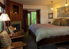 Blackbird Inn - Napa - Makuuhuone