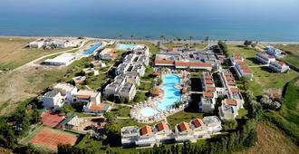 Zorbas Beach Hotel - Tigaki - Edificio