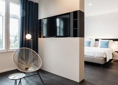 Hotel Portinari - Брюгге - Спальня