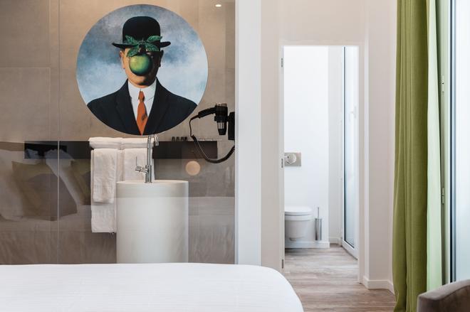 Hotel Portinari - Bruges - Bathroom