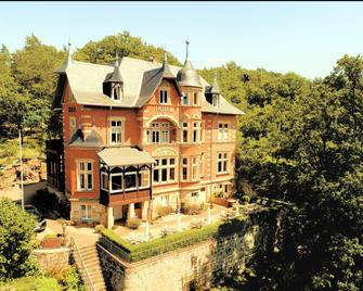 Hotel Villa Viktoria Luise - Бланкенбург - Здание