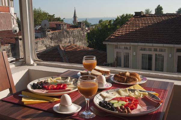 Sultans Hotel - Istanbul - Ruoka