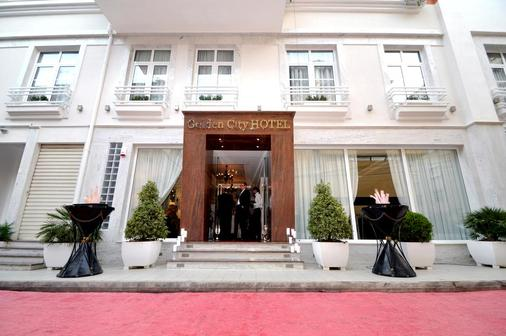 Golden City Hotel - Tirana - Rakennus