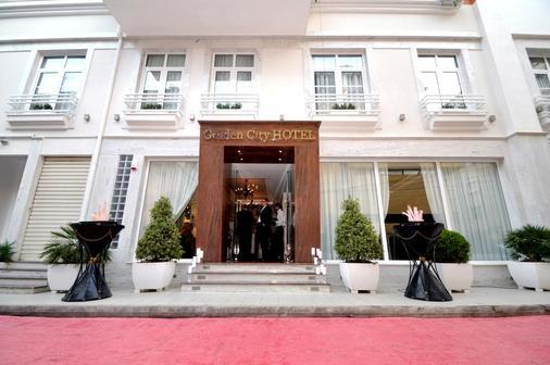 Golden City Hotel - Tirana - Building