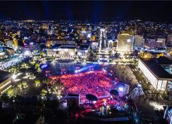 Golden City Hotel & Spa - Tirana - Outdoor view