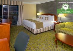 Salt Lake Plaza Hotel at Temple Square - Salt Lake City - Makuuhuone