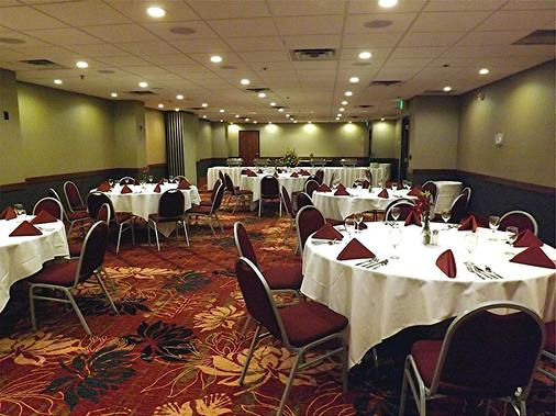Salt Lake Plaza Hotel at Temple Square - Salt Lake City - Banquet hall