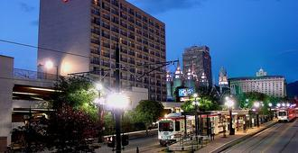 Salt Lake Plaza Hotel at Temple Square - Salt Lake City - Rakennus