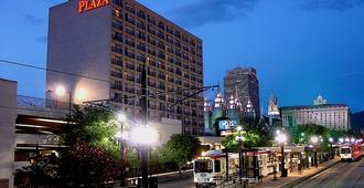 Salt Lake Plaza Hotel at Temple Square - Salt Lake City - Edificio