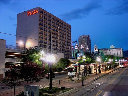 Salt Lake Plaza Hotel at Temple Square - Salt Lake City - Rakennus