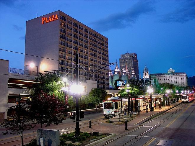 Salt Lake Plaza Hotel at Temple Square - Солт-Лейк-Сити - Здание