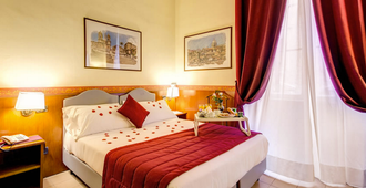 喬托弗拉維亞酒店 - 羅馬 - 羅馬 - 臥室