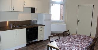 Hostel No 5 - Halle - Cocina