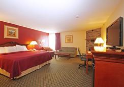 Fireside Inn and Suites Nashua - Nashua - Bedroom