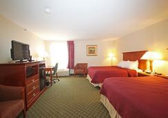 Fireside Inn and Suites Nashua - Nashua - Makuuhuone
