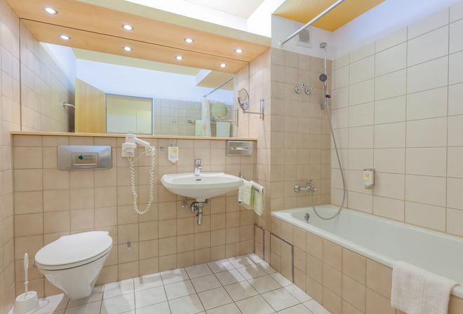 Hotelresort Reutmuhle - Waldkirchen - Bathroom