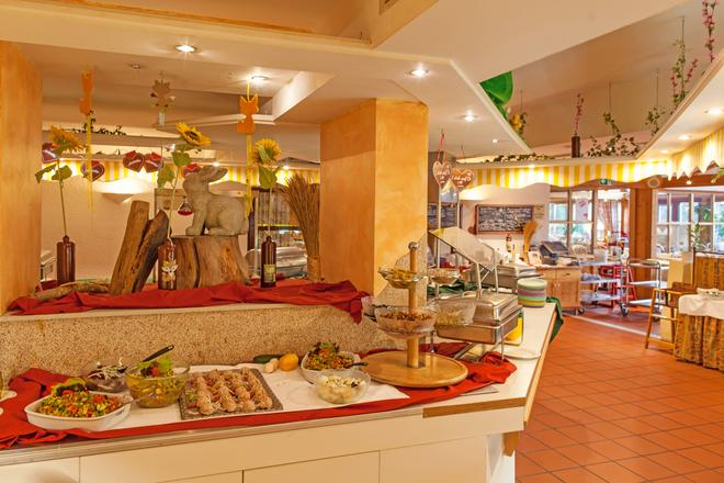 Hotelresort Reutmuhle - Waldkirchen - Buffet