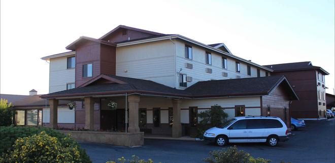 Fairbridge Inn & Suites Missoula - Мизула - Здание