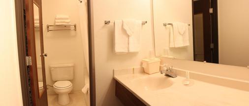 Fairbridge Inn & Suites Idaho Falls - Idaho Falls - Bathroom