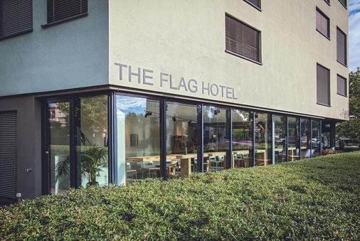 The Flag Zürich - Zürich - Gebäude