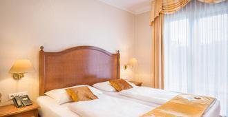 Novum Hotel Prinz Eugen Wien - וינה - חדר שינה