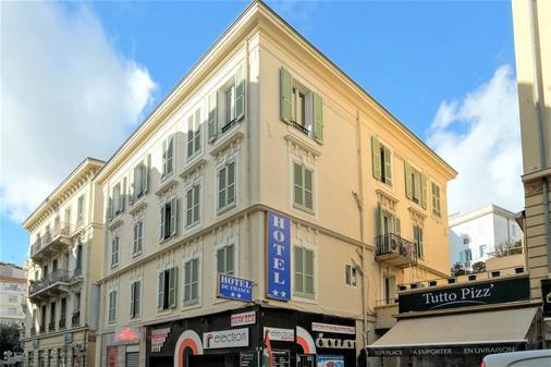Hotel de France - Nizza - Rakennus