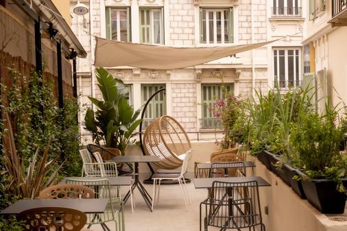 Hotel de France - Nizza - Kattoterassi