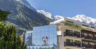 Pointe Isabelle - Chamonix - Building