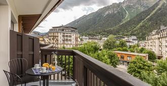 Pointe Isabelle - Chamonix - Balcony
