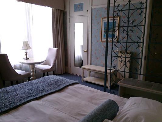 法蘭西康奈爾酒店 - 舊金山 - 臥室