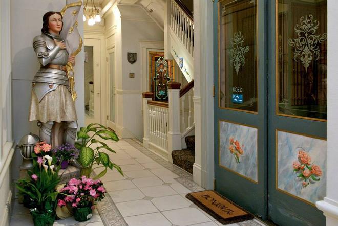 法蘭西康奈爾酒店 - 舊金山 - 櫃檯