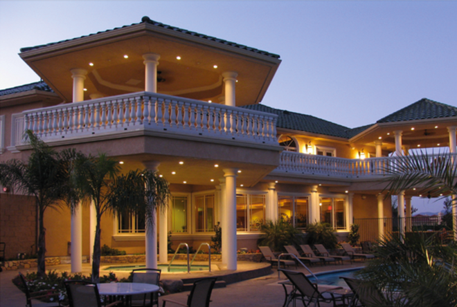 South Coast Winery Resort & Spa - Temecula - Toà nhà