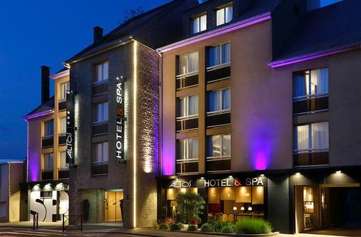 Altos Hôtel & Spa - Avranches - Building