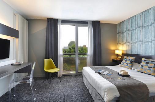 Altos Hôtel & Spa - Avranches - Bedroom