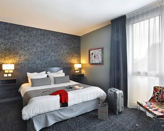 Altos Hôtel & Spa - Avranches - Ložnice