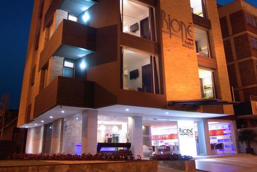 Rioné Hotel Boutique - Cuenca - Building