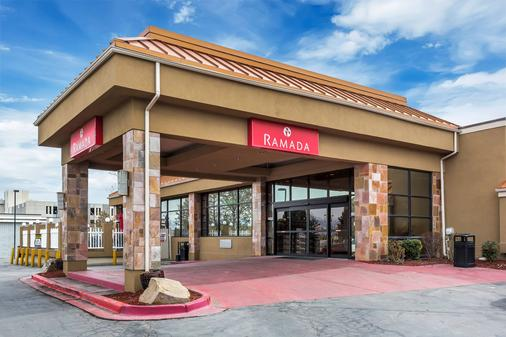 Ramada by Wyndham Salt Lake City Airport Hotel - Σολτ Λέικ Σίτι - Είσοδος