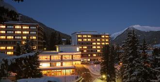 Sunstar Hotel Davos - Davos - Edificio